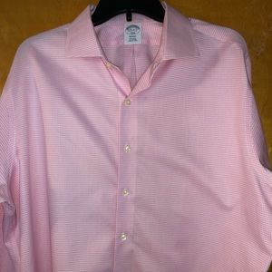 Brooks Brothers Regent Button down 17 1/2-6/7 EUC